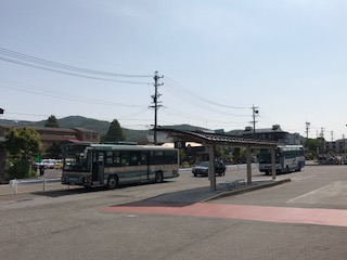 bus to Karuizawa