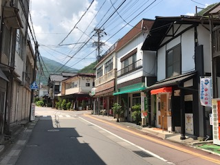 kaekyu onsen street