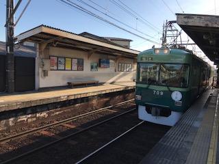 坂本へ京阪