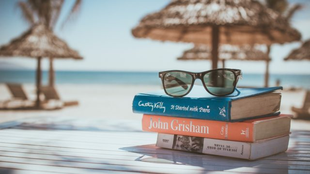 beach and books